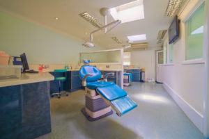 Ealing Dental Specialists Treatment Room